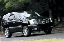 DRIVING REPORT / CADILLAC ESCALADE ( GMT900 )