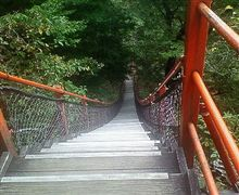 袈裟懸け橋に行って来た!!