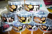 ハーレー9台増車:サントリーボス 走るハーレーバイクコレクション(1缶用)