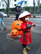 ハロウィンパレード参加しました
