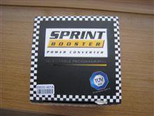 SPRINT BOOSTER(power converter)