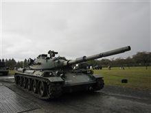 今日は 74式戦車(^ω^)/