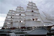 【いきいき富山】 今年最後の「総帆展帆」