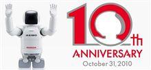 ASIMO 10th ANNIVERSARY