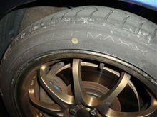 タイヤ交換 ダンロップ SP SPORT MAXX TT