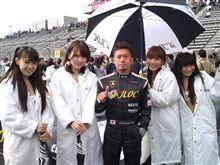 JAFグランプリ第1レース決勝結果