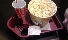 今日は映画館へ