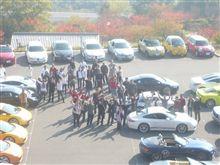 第6回KHC瀬戸田スポーツカークラブミーティング