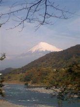 今日の富士山なう(^O^)/