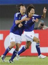 サッカーアジア大会金メダル