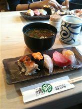 大阪・中央市場つかみ寿司「ゑんどう」