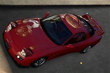 FD3SスピR!400万円で買いました!?。GT5だけど・・・・^^;。