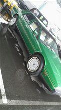 昔なおしていた車が。。。