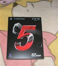 懲りずに『GT5』を買ってしまいました。