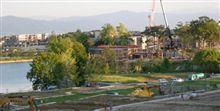 かつて、奈良あやめ池に映画撮影所があった。