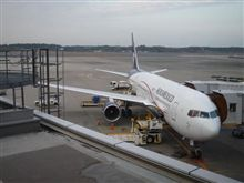 まずは成田空港へ到着!