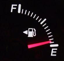 燃費の記録 (9.13L)