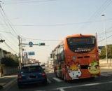 ☆ オレンジゆずるバス ☆