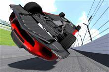 しるくFD3S!GT5のニュルオンラインに殴りこみ参戦!?。ジャンプで追い抜いてワロタw。
