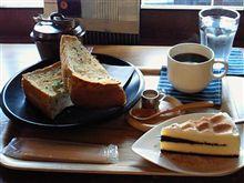 トースト+ケーキ=?