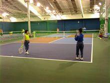 やっぱテニスは無理か。。。