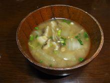 水戸納豆汁