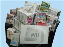 Wii本体+全408ソフトで100万円 福袋を限定販売(^ω^)/