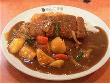 今日の夕食「カレーハウスCoCo壱番屋」