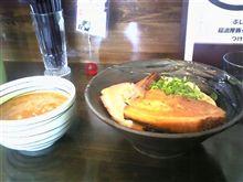 上田までつけ麺を食べに。