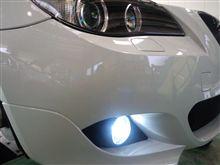 兵庫県 タイヤ館加古川中央様 BMW E60にSMART HID取り付けです!!