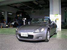 恵那、中津川に向けオープンドライブ!