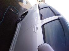 2010ラスト洗車
