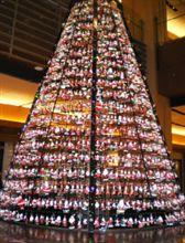 クリスマスイルミネーション 六本木
