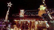 近場のクリスマスイルミネーション♪