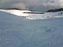 雪山2010-2011シーズン開始