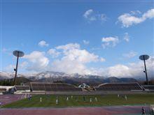 トレーニングゲーム モンテディオ山形 3-0 日本体育大学 @NDスタ