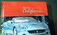 フェラーリ・カリフォルニアの写真集かと思ったら