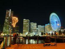 東京タワー&横浜 夜景撮影☆