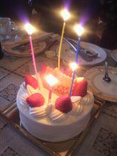 最良の誕生日♪