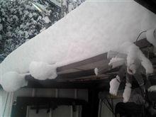 除雪作業は好きだけど・・・・・・