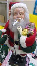 サンタさんお疲れ様でした