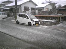 寒かぁー(´Д`)