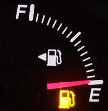 燃費の記録 (7.06L)