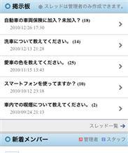 スマートフォン用サイト グループ機能追加のお知らせ