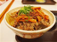 食べラーメンマ牛丼