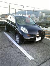 新しい愛車やっときました!!