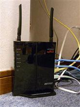 やっと無線LAN導入