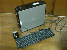 年末の忙しい時期に、中古PCを購入しました。