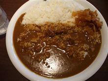 2010年最後の外食は、CoCo壱でカレー。