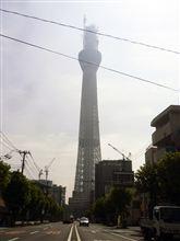 東京スカイツリー 470m